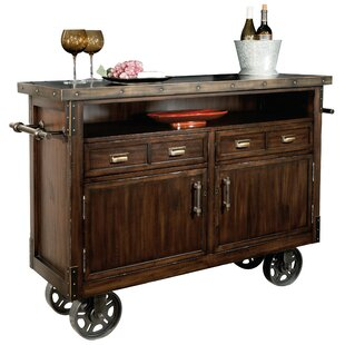 Bradbury Wine/Bar Cart by Canora Grey