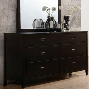 Kitchens 6 Drawer Double Dresser