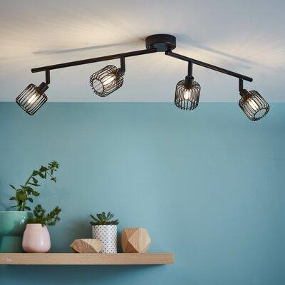 Schienenbeleuchtungsset 4-flammig Asdsit | Lampen > Strahler und Systeme > Schienensysteme | 17 Stories