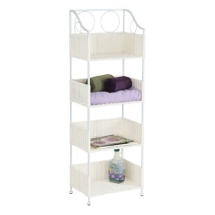 Denzel Paper Rope 1496 X 445 Shelving by Highland Dunes