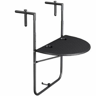 Marnell Folding Plastic Balcony Table By Sol 72 Outdoor