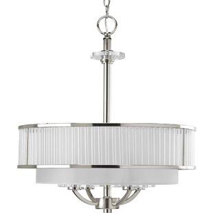 Rosdorf Park Renee 4-Light Pendant