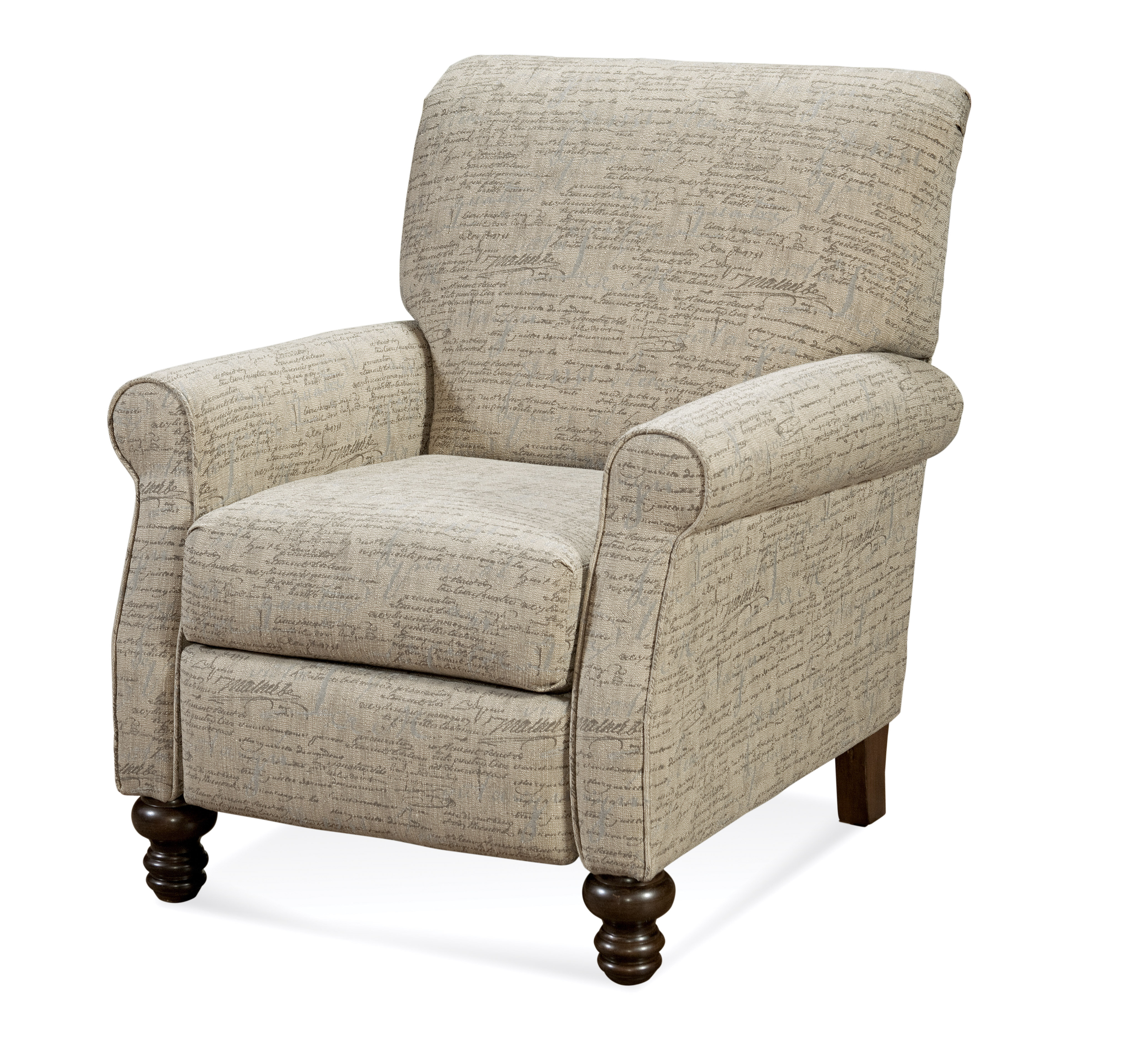 look fabric in recliner lannister lane leg to shown for weeks fabrics ship ready low below additional you choose the