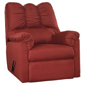 Huntsville Manual Rocker Recliner  sc 1 st  Wayfair : red leather recliner - islam-shia.org
