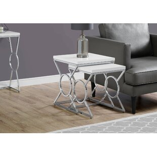 Purchase Hartfo 2 Piece Nesting Tables By Mercer41