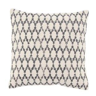 Gloversville Modern Square Kilim Throw Pillow