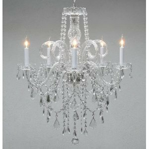 House of Hampton Kalgoorlie 5-Light Candle Style Chandelier