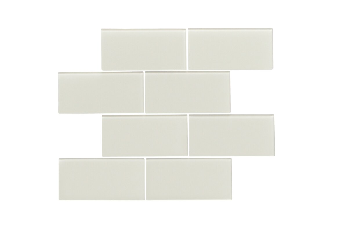 Ws tiles quality value series 3 x 6 glass subway tile in glossy quality value series 3 x 6 glass subway tile in glossy dailygadgetfo Images