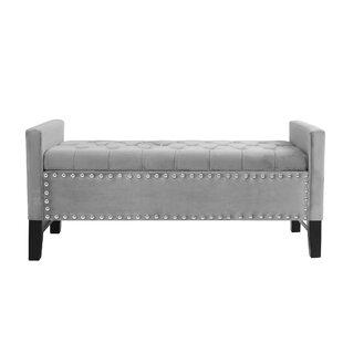 Tess Upholstered Storage Bench