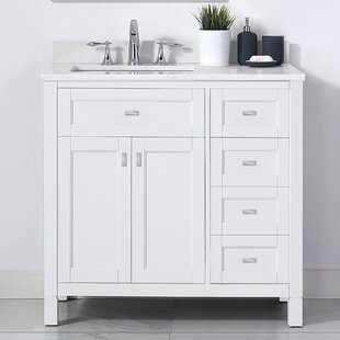Benigna 36 Single Bathroom Vanity Set by Highland Dunes