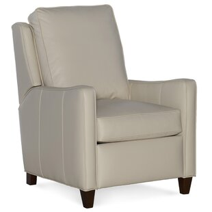 Ani 3-Way Leather Manual Recliner By Bradington-Young
