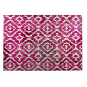 Christophe Pink/Gray Indoor/Outdoor Area Rug