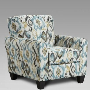 Brubaker Armchair by Bungalow Rose
