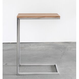 Read Reviews Eurynome End Table By Wrought Studio