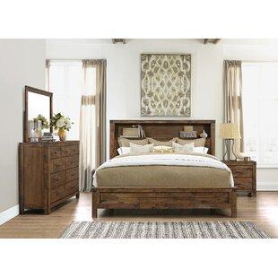 Okediran Panel Bed