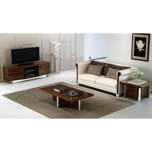 American Eagle International Trading Inc. 2 Piece Coffee Table Set