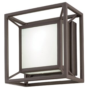 Brayden Studio Constantino LED Outdoor Flush Mount