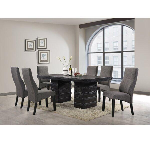Brayden Studio Manriquez Dining Table & Reviews