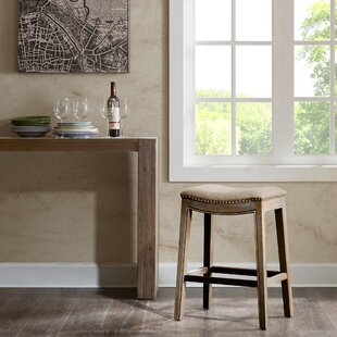 Henninger Bar Stool by Darby Home Co
