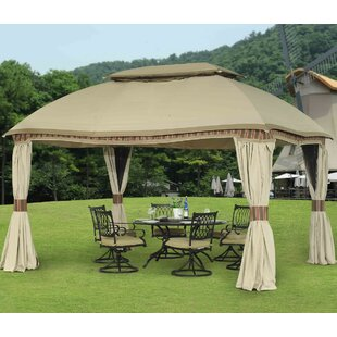 Replacement Canopy For 10 W X 13 D Domed Gazebo