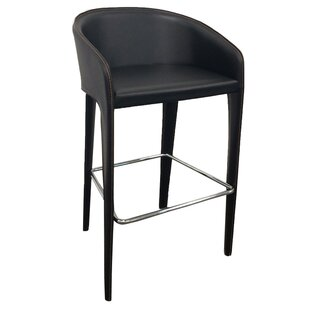 Campos 38 Barstool by Orren Ellis Cheap