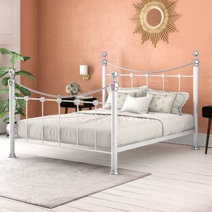 Pierce Small Double (4') Bed Frame By Rosdorf Park