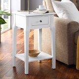 Olmead End Table with Storage by One Allium Way®
