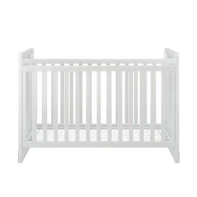 Greyleigh Benbrook 2-in-1 Convertible Crib Color: White