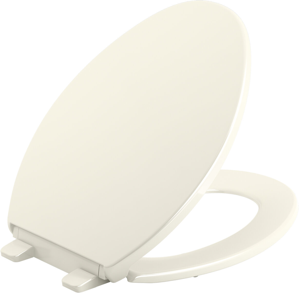 Stupendous Rutledge Front Quiet Close With Grip Tight Bumpers Round Toilet Seat Squirreltailoven Fun Painted Chair Ideas Images Squirreltailovenorg