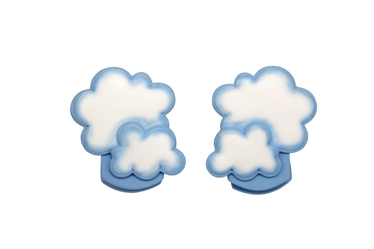 Nojo cloud wall decor canvas art wayfair cloud wall decor canvas art amipublicfo Gallery
