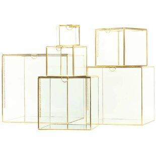 Small Glass Display Box Wayfair
