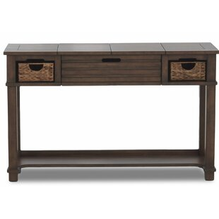 Review Coffman Console Table By Rosecliff Heights
