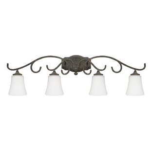 Astoria Grand Balster 4-Light Vanity Light