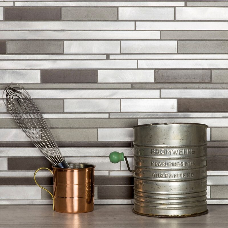 Linear Tiles: Create Visual Interest And Space