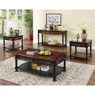 Denice 4 Piece Coffee Table Set By Canora Grey