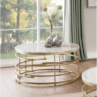 Mercer41 Minerva Coffee Table
