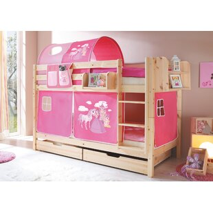 Effie European Single Bunk Bed By Zoomie Kids