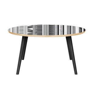 Hunziker Coffee Table by Bungalow Rose