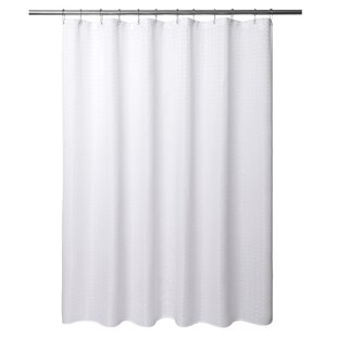 Reviews Kilburn Square Shower Curtain By Symple Stuff