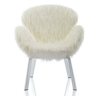 Look for Estelle Side Chair by CosmoLiving by Cosmopolitan Reviews (2019) & Buyer's Guide