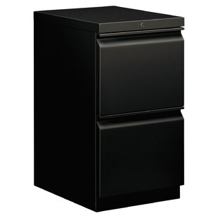 Brigade Mobile 2-Drawer Pedestal File by HON Sale