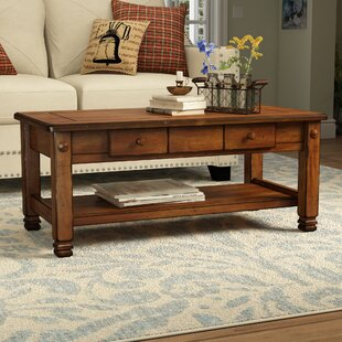 Owen Coffee Table by August Grove