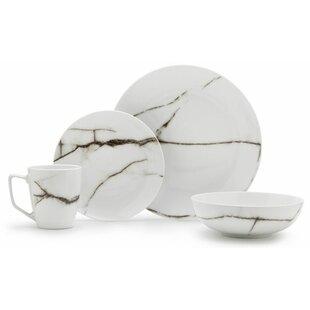 Jacoby 16 Piece Dinnerware set  sc 1 st  AllModern & Dinnerware Sets - Modern u0026 Contemporary Designs | AllModern