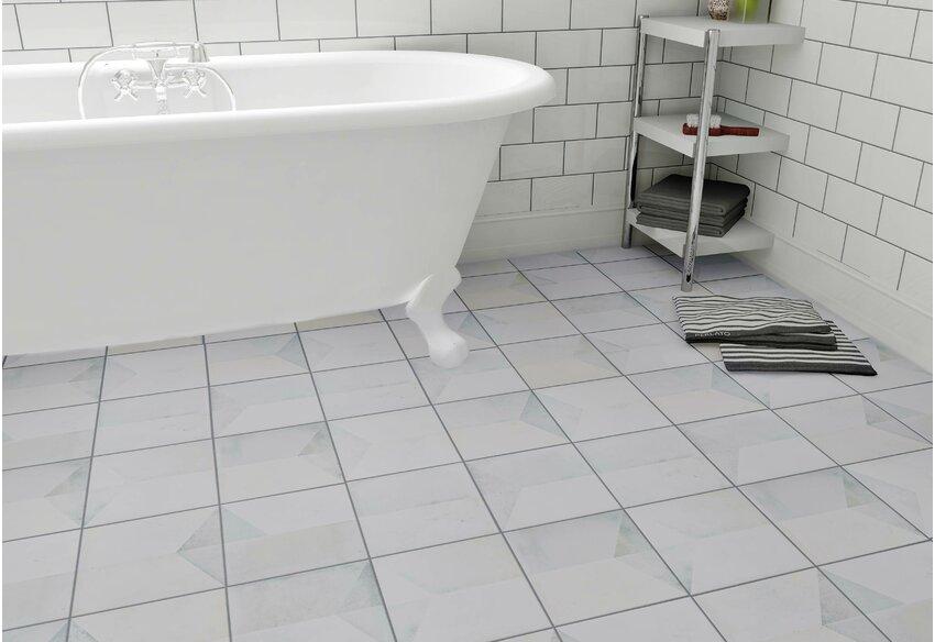 Floor Tile Wall You Ll Love In 2019 Wayfair
