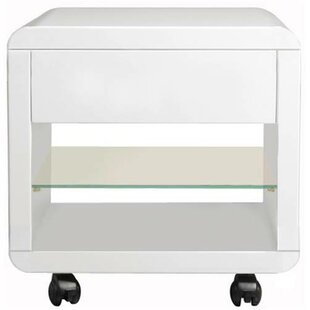 Christina 1 Drawer Filing Cabinet By 17 Stories