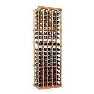 N'finity 90 Bottle Floor Wine Rack b..