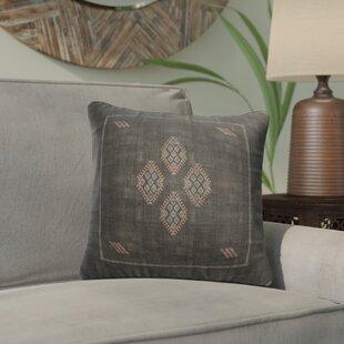 Stellan Kilim Cotton Throw Pillow