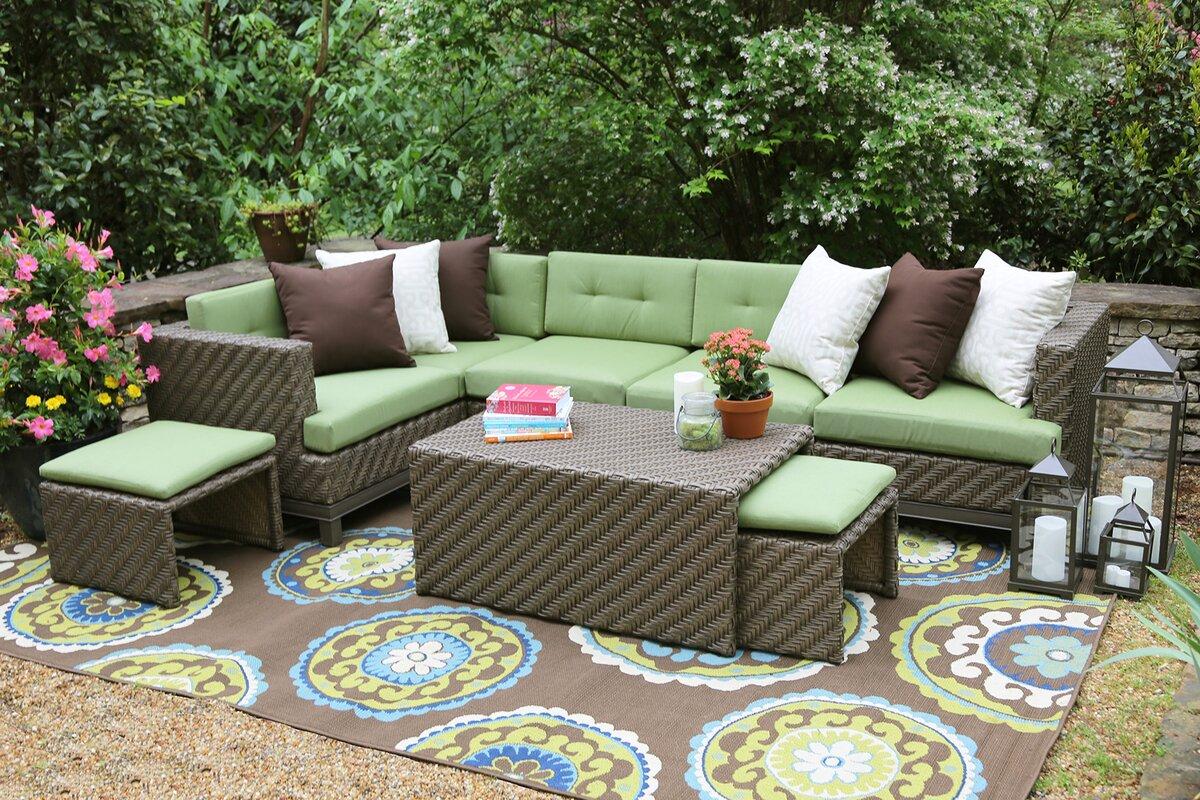 Exceptional Sunbrella Patio Furniture Youu0027ll Love | Wayfair