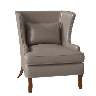 Pleasant Birch Lane Heritage Allensby Wingback Chair Upholstery Pdpeps Interior Chair Design Pdpepsorg