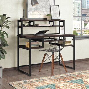Inexpensive Moriann Computer Desk with Hutch By Trent Austin Design